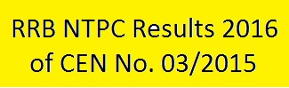 RRB Secunderabad ASM Goods Guard 2nd Stage Results, DV, NTPC Cut off Marks