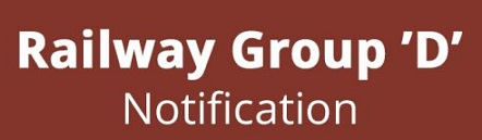 RRB Secunderabad Group D Notification