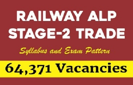 RRB Secunderabad ALP Technician Admit Card 2018-19 Syllabus Exam Dates for Stage 2 CBT