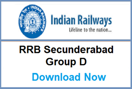 RRB Secunderabad Group D Answer Key