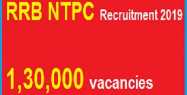 RRB Secunderabad NTPC Notification 2019
