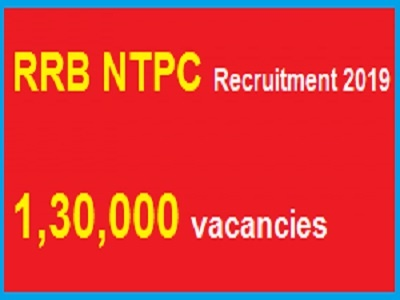 RRB Secunderabad NTPC Notification 2019 for 35,208 Non-Technical Popular Categories